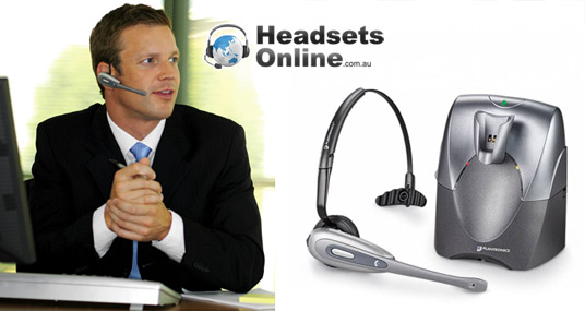 Plantronics CS60 user