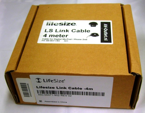 LifeSize Link cable 4m